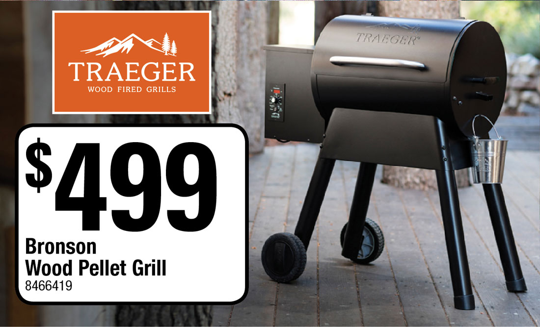 Traeger Grills Ace Chicagoland Stores
